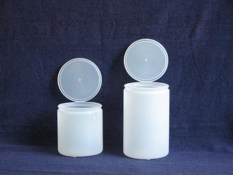Plastične kantice za supe i čorbe